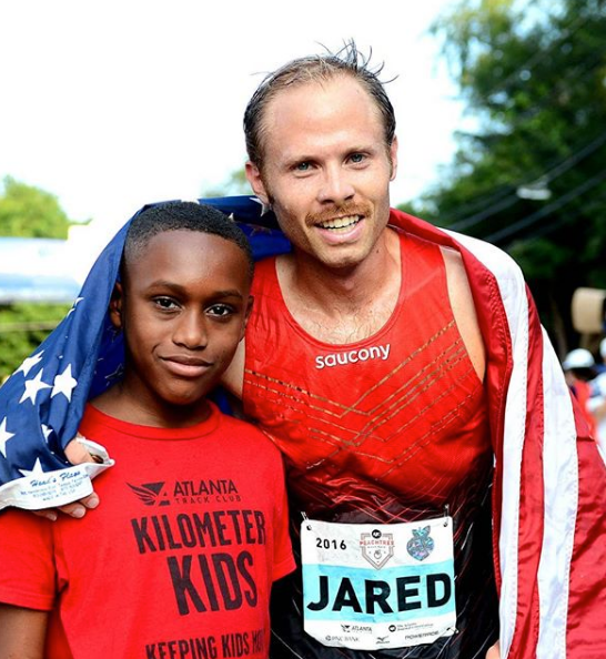 Olympic Mindsets for the Race of Life with Olympic Marathoner Jared Ward